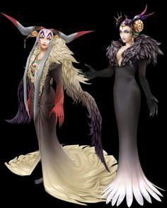 Final Fantasy VIII Sorceress'