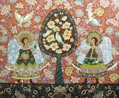 Декоративно-этническая живопись Марины Поляковой - Ярмарка Мастеров - ручная работа, handmade