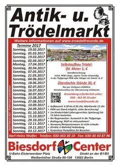 Flohmarkt berlin biesdorf center