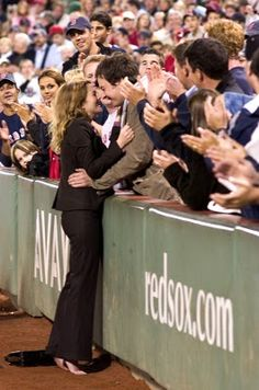 fever pitch. I love this movie even though I am a Yankees fan!