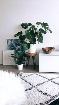 57 Boho Interior European Style Ideas That Make Your Place Look Cool - Home Decoration - Interior Design Ideas room Trending Traditional Decor Style Decor Room, Living Room Decor, Diy Home Decor, Bedroom Decor, Plants In Living Room, Ikea Bedroom, Bedroom Plants, Garden Living, Bedroom Furniture