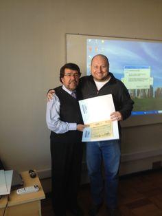 Felicitaciones Miguel Castillo!!!