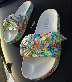 Details about  /slippers for women indoor slipper designer slippers green walking sandals flats