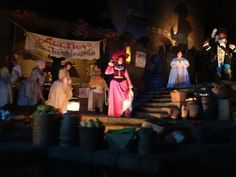 Disney dropping controversial bride auction scene from Pirates of the Caribbean ride