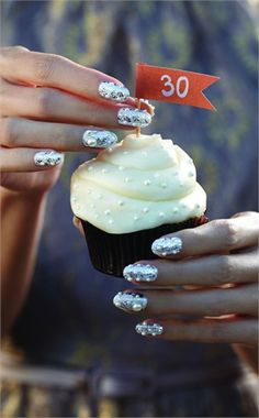 Behind the Scenes: Our Pearl Anniversary Cover Nail Art Look