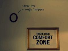 """#Girls #HBO """"This is your comfort zone - where the magic happens"""""""