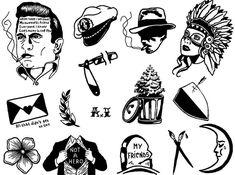 81f9a189ca044 Small Black Tattoos, Russian Criminal Tattoo, Homemade Tattoos, Tattoo  Traditional, Body Art Tattoos, Tattoo Artists, Tattoo Designs, Tattoo Ideas,  Tatoo
