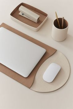Leather Tray, Pebbled Leather, Leather Case, Leather Desk Pad, Leather Pieces, Desk Accessories, Leather Accessories, Macbook Accessories, Notebook Case