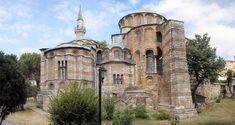 Σε τζαμί μετατρέπει ο Ερντογάν την Μονή της Χώρας Turkey Tour Packages, Istanbul Tours, Istanbul Turkey, Byzantine Architecture, Saint Sauveur, Hagia Sophia, Walking Tour, World Heritage Sites, Beautiful World