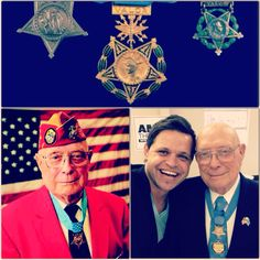 "I had a chance to meet and spend a couple hours with ""Hershel Woody Williams"" Medal Of Honor Recipient. As an immigrant in America I am grateful to all who served and help protect the Freedom and give People a great Country and Opportunity where they can achieve any of their dreams. #Blessed #MedalOfHonor #Freedom #LiveHappy"