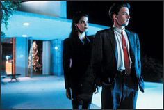 Andrew McCarthy as Clay, Jamie Gertz as Blair in #LessThanZero #TheMovie #BretEastonEllis