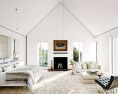 Nantucket contemporary by architectural designer Simon Jacobsen. Architectural Digest.