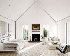 Nantucket contemporary by architectural designer Simon Jacobsen.... - Georgiana Design