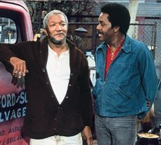"""Sanford & Son"" - My favorite, besides Redd Fox was the Bible toting ""Aunt Esther."""