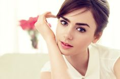 Lily Collins My Woman Crush