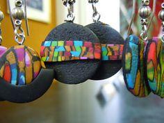 Earring - using Stroppel Cane   Majda Gartner   Flickr