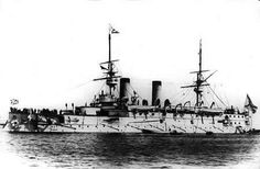 During the Russo-Japanese War, Imperator Nikolai I was refitted in late 1904 to…