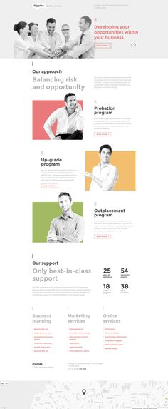 Business Responsive Landing Page Template #58480 http://www.templatemonster.com/landing-page-template/business-responsive-landing-page-template-58480.html