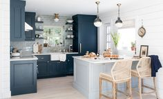 Our Beach House Kitchen: The Reveal