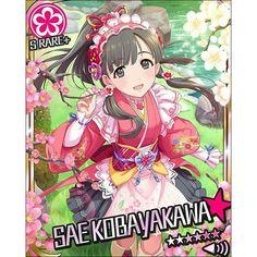【shibuya.rin.18】さんのInstagramをピンしています。 《Sae Kobayakawa 🌸 . #kobayakawasae #theidolmaster #theidolmastercinderellagirls #starlightstage #earth #travel #pretty #awsome #animeworld #animegirl #animegame #animemusic #follow #game #like #cinderellagirls #lover #cute #cool #millionlive #桜》