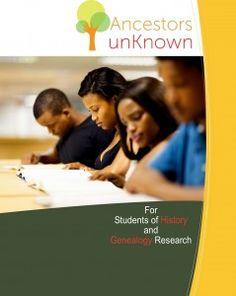 It's the Ancestors unKnown Brochure. Download it here: http://www.ancestors-unknown.org/wp-content/uploads/2014/08/Ancestors-unKnown-Brochure.pdf #history #genealogy #education #nonprofit