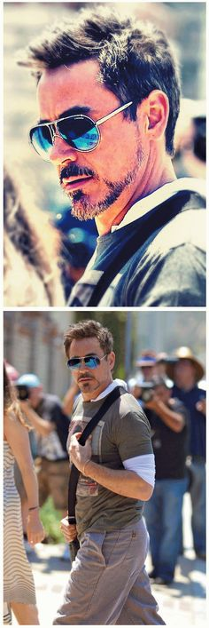 Robert Downey Jr. Damn he's so good looking!
