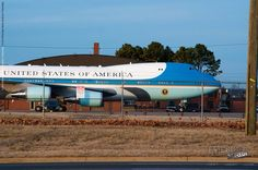 Can't say you see Air Force One everyday...