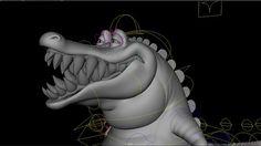 Rigging/Technical Showeel by Alyssa Michaela Diaz - Computer Graphics & Digital Art Community for Artist: Job, Tutorial, Art, Concept Art, Portfolio Technical Artist, 3d Character, 3d Animation, Visual Effects, Community Art, Rigs, Concept Art, Digital Art, Anime