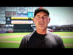 SF Giants coach Bruce Bochy