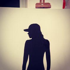 Shadow of myself - art