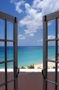 Stel je voor om zo het balkon te betreden als je wakker wordt. |Sint Maarten|