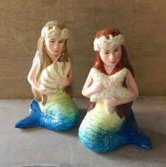 """Tropical Kitchen Decor – tagged """"Kitchen"""" – Page 2 – Sea Things Ventura Nautical Kitchen, Kitchen Decor, Shell Crowns, Tropical Kitchen, Nautilus Shell, Salt And Pepper Set, Salt Pepper Shakers, Different Styles, Stuffed Peppers"""