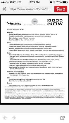 seasons 52 winter gf menu