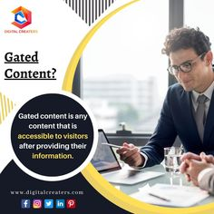 Gated Content is the type of content that is available to the users only after when they furnish their data. It is a form of downloadable content which is used accessed ebooks or articles. Visit our official website for more information related to Digital Marketing. #contentmarketing #gatedcontent #digitalmarketing #marketing #digitalcreaters #socialmediamarketing #socialmedia #branding #seo #onlinemarketing #marketingstrategy #visitors #marketingtips #advertising #contentcreator #content Best Marketing Companies, Best Digital Marketing Company, Digital Marketing Services, Content Marketing, Social Media Marketing, Online Marketing, Best Web Development Company, Marketing Poster, Seo Agency