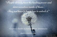 Courtney Smith, Myasthenia Gravis, Autoimmune, Chronic Illness, Law Of Attraction, Healing, Documentary, Reflection, Insight