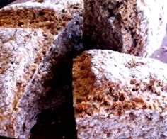 Granny's Brown Bread: 110 Kcals Per Slice Brown Bread, Banana Bread, Vegetarian, Dishes, Desserts, Recipes, Food, Products, Buckwheat Bread