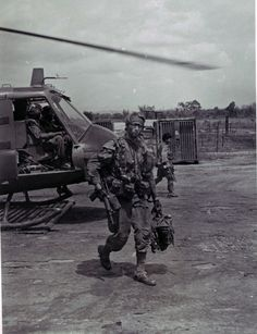 Unknown MAC-V-SOG operator from C.C.C ~ Vietnam War