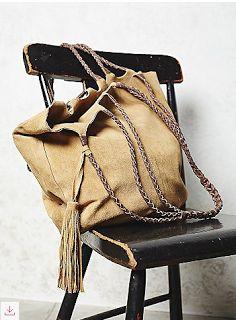 Boho Chic: Handbags and Luggage