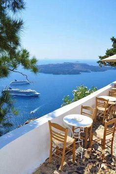 Santorini www.facebook.com/amazingreecexperiences?fref=photo #greecetravel