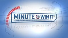 """Based off the hit show """"Minute to Win It' comes a date night with all the outrageous and fun games. Perfect for couples, groups, or parties. Adult Party Games, Fun Games, Games To Play, Youth Games, Group Games, Ill Wait For You, Minute To Win It Games, Singing Time, Dating Divas"""