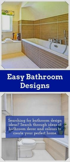 Bathroom decor and designs - Are you redesigning your bathroom? Get