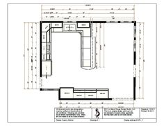 Kitchen Floor Plan Container Houses, Container Design, Kitchen Containers, Kitchen Floor Plans, Kitchen Designs, Kitchens, House Ideas, Construction, How To Plan