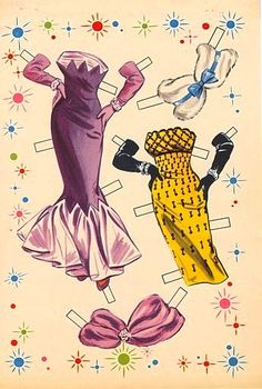 Glamours High Fashion... Paper dolls#Repin By:Pinterest++ for iPad#