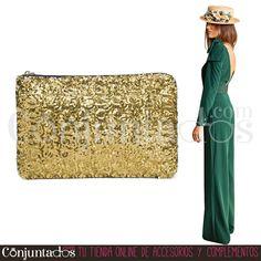Descubre nuestra fantástica selección de bolsos de fiesta de lentejuelas. 7 colores a elegir ★ 11,95 € en https://www.conjuntados.com/es/catalogsearch/result/?q=BOLSO+lentejuelas ★ #novedades #bolso #handbag #purse #crossbodybag #conjuntados #conjuntada #accesorios #lowcost #complementos #moda #eventos #boda #invitadaperfecta #fashion #fashionadicct #picoftheday #outfit #estilo #style #GustosParaTodas #ParaTodosLosGustos