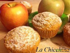 Muffin alle mele...grattuggiate!!!  #ricette #food #recipes