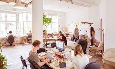 Coworking ist im Trend & etabliert sich auch in Deutschland mehr & mehr… #coworking  #berlin #ebuero #arbeiten #blog