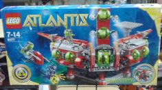 LEGO ATLANTIS 8077