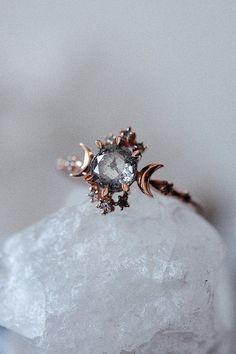 Cute Rings, Pretty Rings, Pretty Wedding Rings, Star Ring, Ring Verlobung, Dream Engagement Rings, Wedding Engagement, Most Beautiful Engagement Rings, Gemstone Engagement Rings