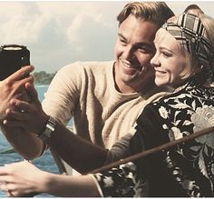 """""""Gatsby looked at Daisy in a way that every young girl wanted to be """" the great gatsby"""