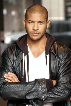 Jeffrey Bowyer-Chapman - Actor and fashion model
